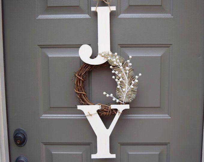 Christmas Wreath, Buffalo Plaid, Farmhouse Christmas, Christmas Door Hanger, Rustic Christmas Wreath, Christmas Ornament, Barn wood