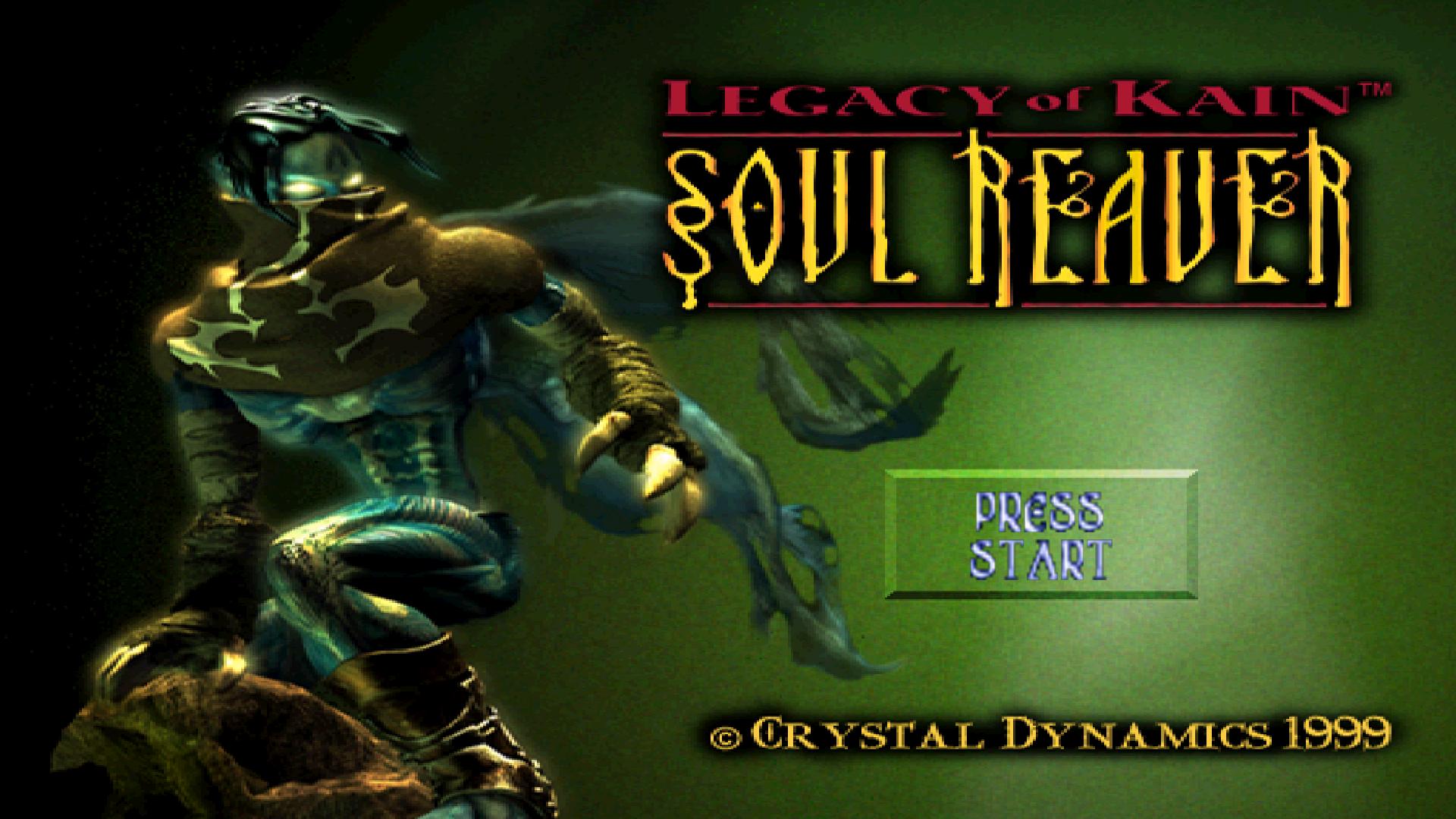 Legacy of Kain Soul Reaver [1] Wins Again