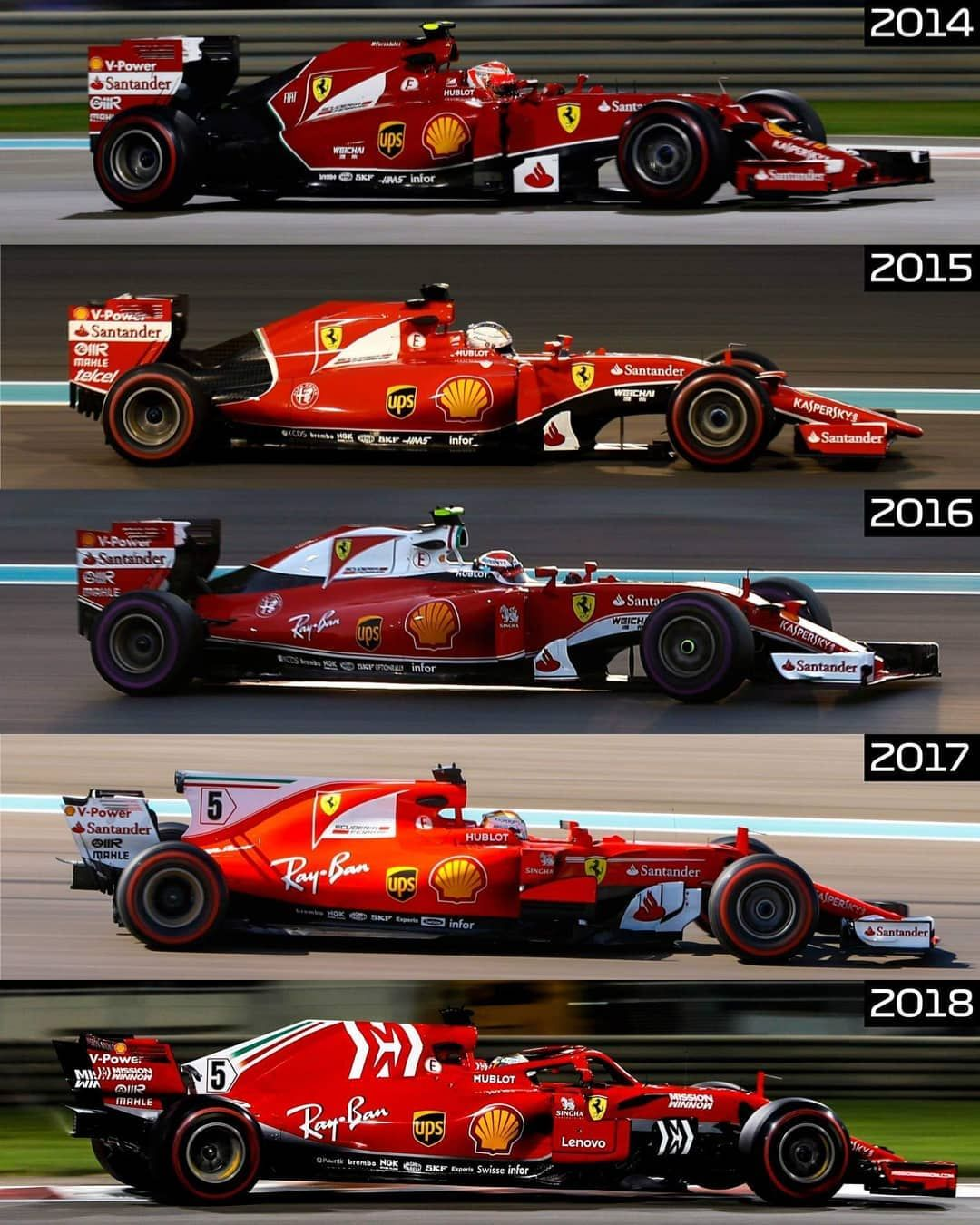 Formula 1 On Instagram On Friday Ferrari Became The First Team To Announce The Launch Date For Their 2019 Challenger Got Formula 1 Ferrari Formula 1 Car