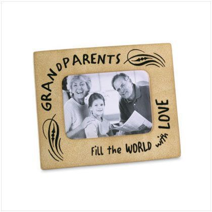 Grandparents Photo Frame #grandparentphoto