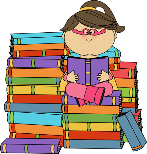 superhero girl bookworm in my classroom pinterest layouts rh pinterest com Power Company Clip Art Are You Ready for the Challenge Clip Art