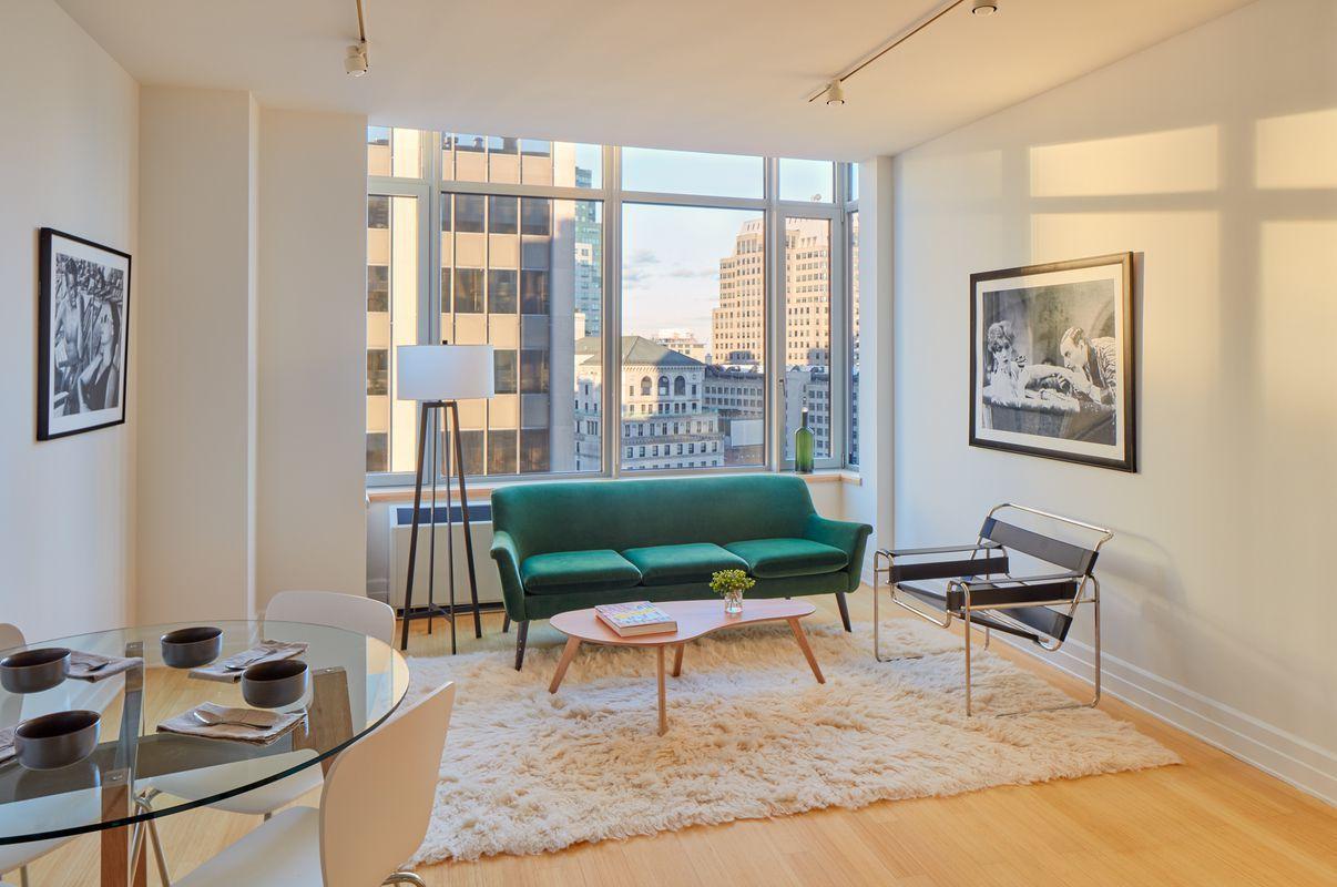 1 Bedroom, 1 Bathroom Rent in nyc, Luxury apartments