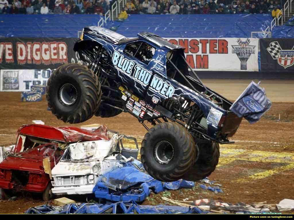 100 Monster Truck Show Tampa Fl Don King Still