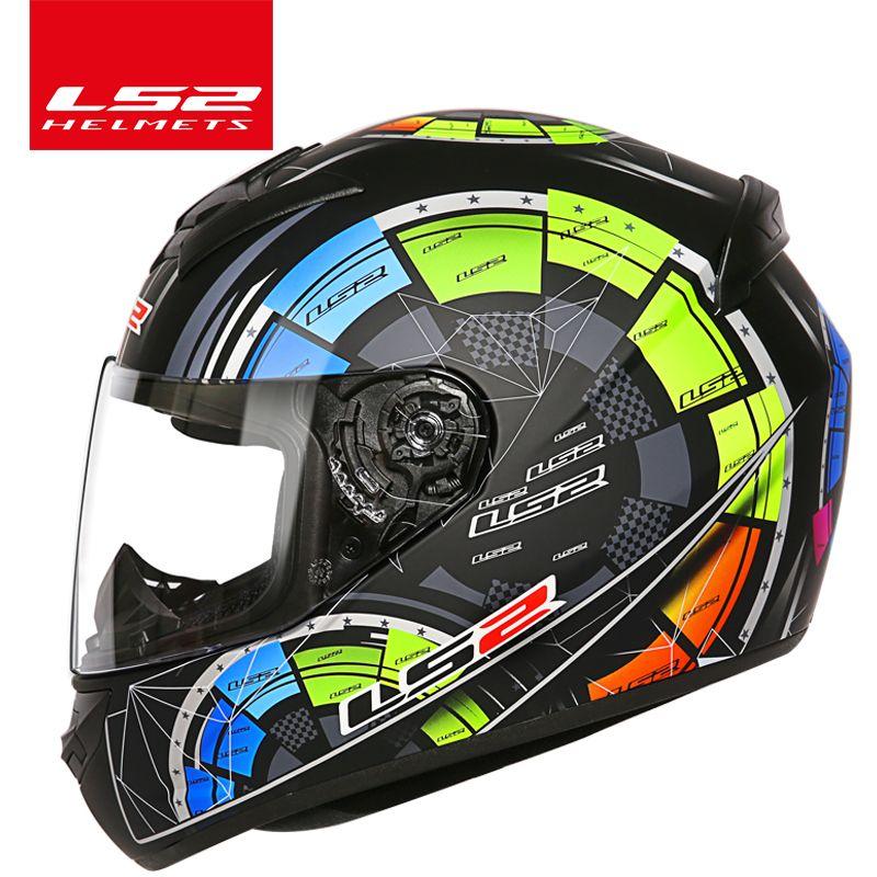 best price ls2 ff352 full face motorcycle helmet urban motorbike racing  helmets scooter jet helmet #