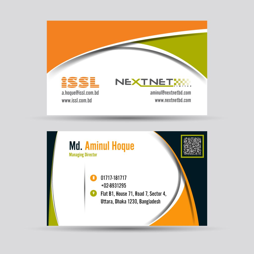 business-visiting-card-design-21727 Personal Design | Business ...