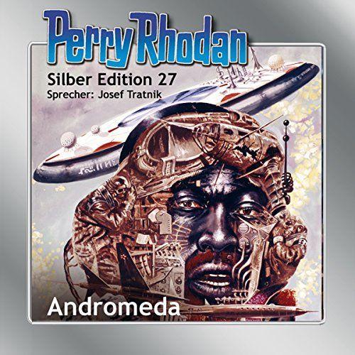 Andromeda Perry Rhodan Silber Edition 27 Perry Rhodan Bucher Science Fiction