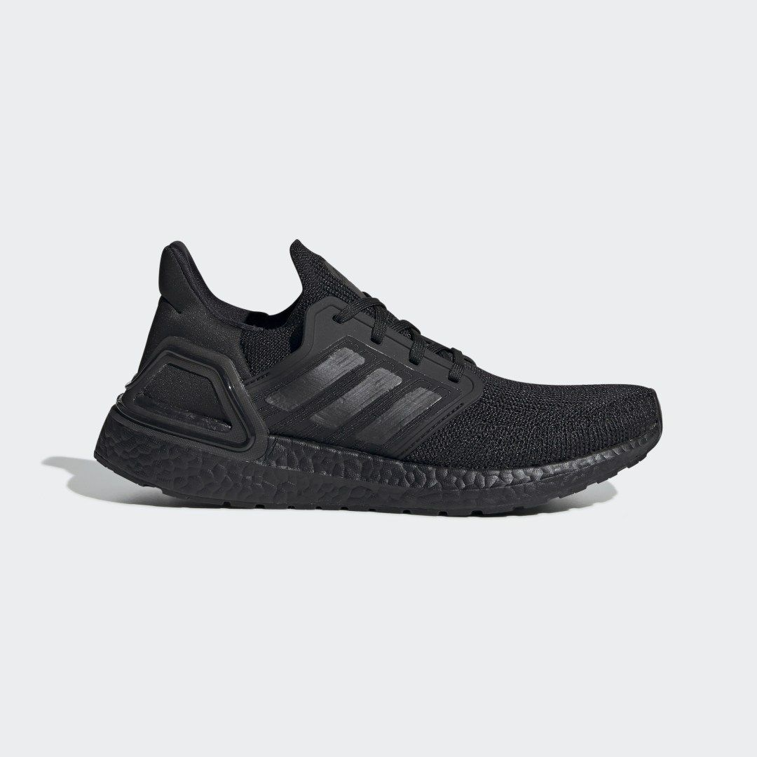 edificio Contaminado triángulo  adidas Ultraboost 20 Shoes - Black | adidas US | Black shoes, Adidas ultra  boost, Black adidas