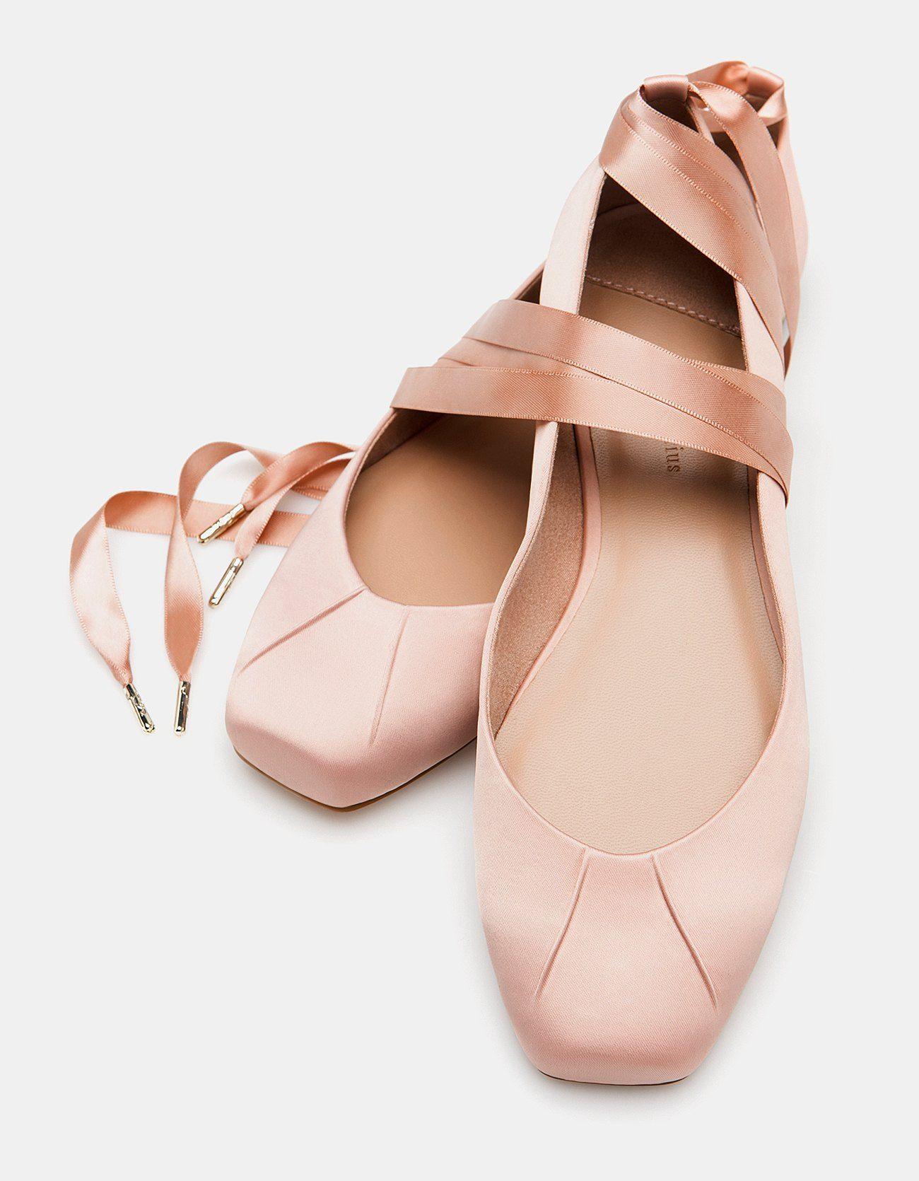 5ab3eda3519 Bailarina ballet - ZAPATOS PLANOS - WOMAN