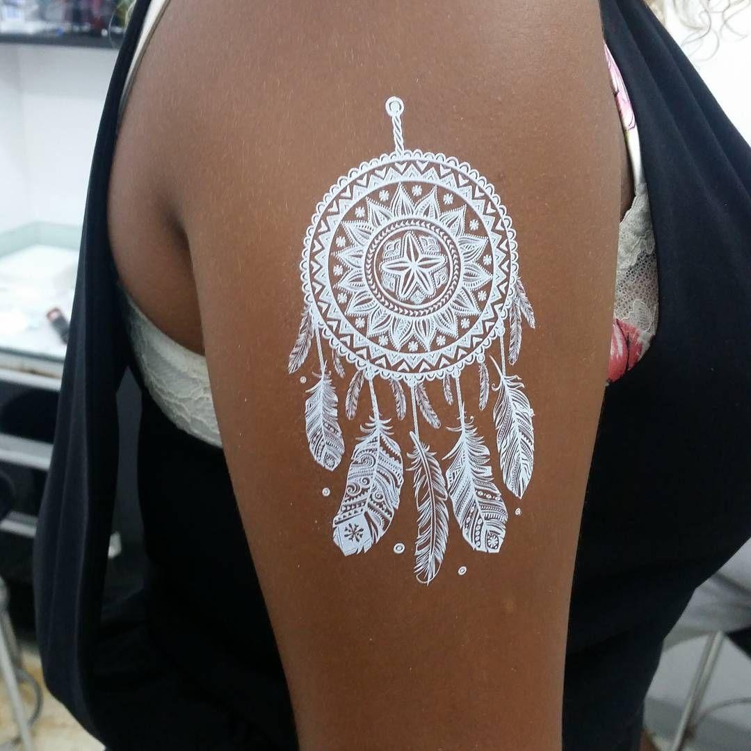 25 Unique And Elegant White Tattoo Designs And Ideas Tattoo