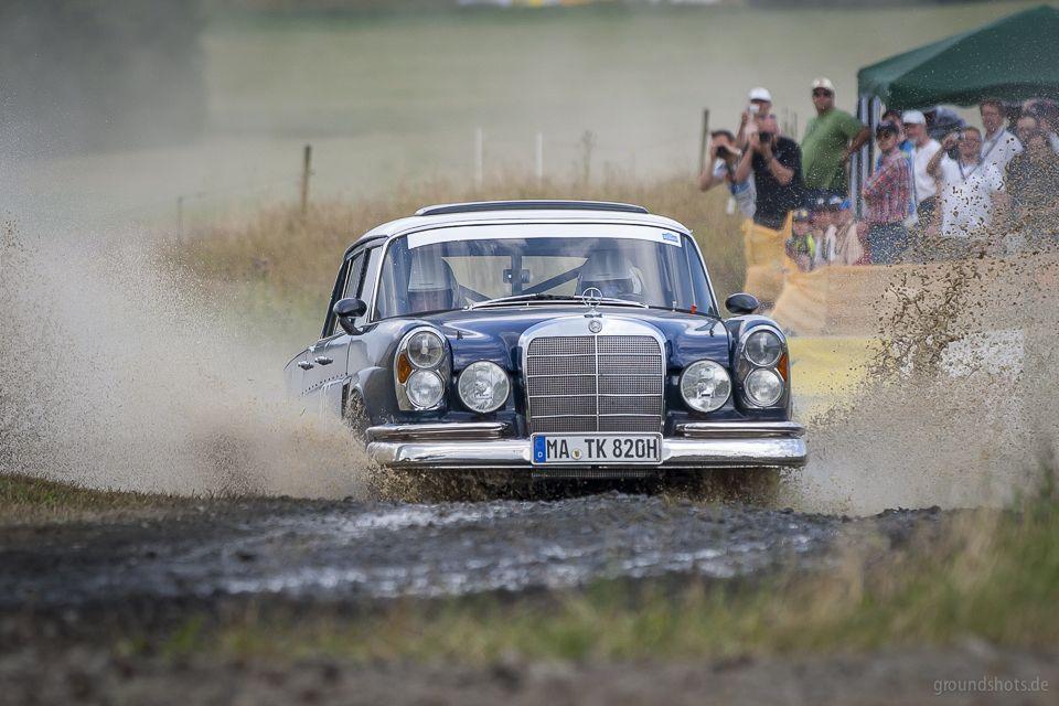 Mercedes-Benz 300 SE at Eifel Rallye Festival 2012. Photo by Stephan Weber/groundshots.de