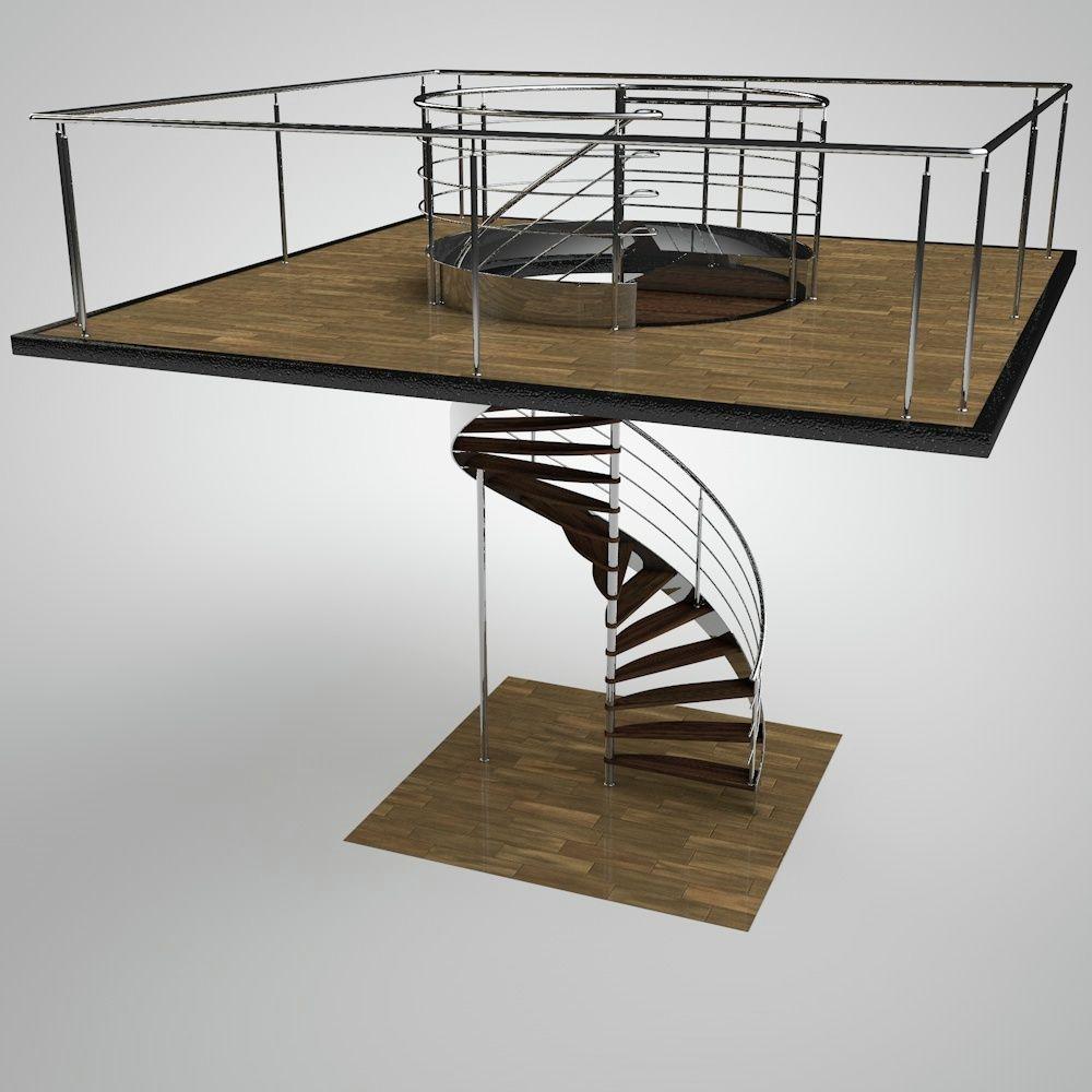 Spiral staircase #Spiral, #staircase | Environmental