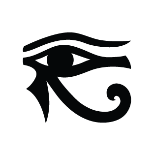 Egyptian Egypt Nubian Tribal Indian Eye Symbol Hieroglyphics Etsy In 2021 Egyptian Eye Tattoos Hieroglyphics Tattoo Egypt Tattoo