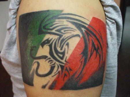 Tattoo Titled Mexican Eagle Tattoorack | dragon tribal tattoos