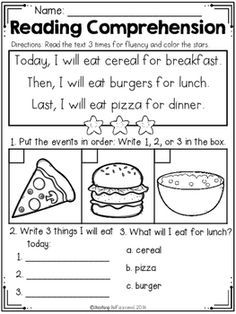 49++ Kindergarten worksheets for reading for free Popular