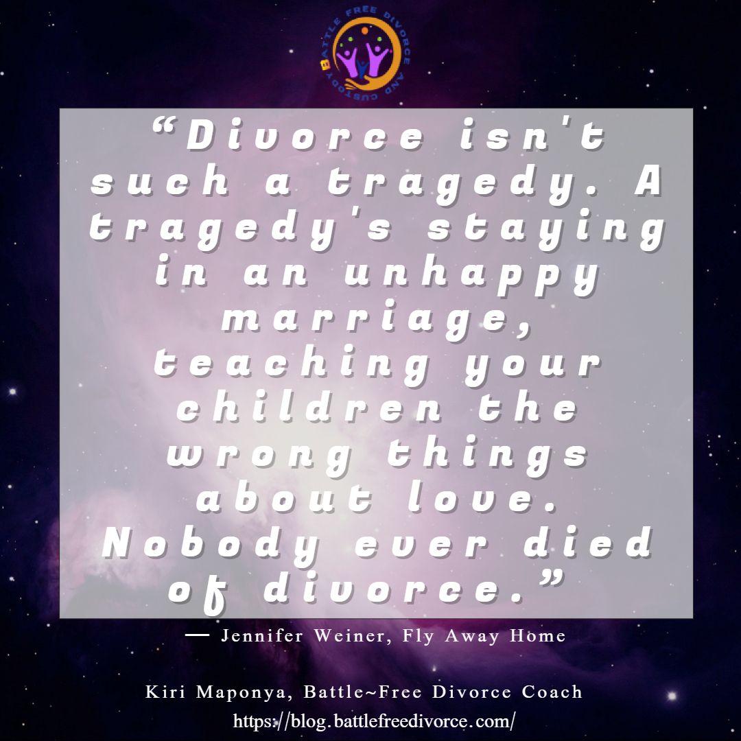 Divorce isnt such a tragedy httpsbattlefreedivorce