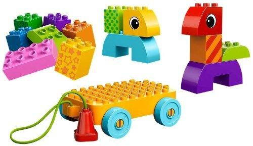 LEGO DUPLO 10554: Toddler Build and Pull Along SAVE 58% NOW £11.24