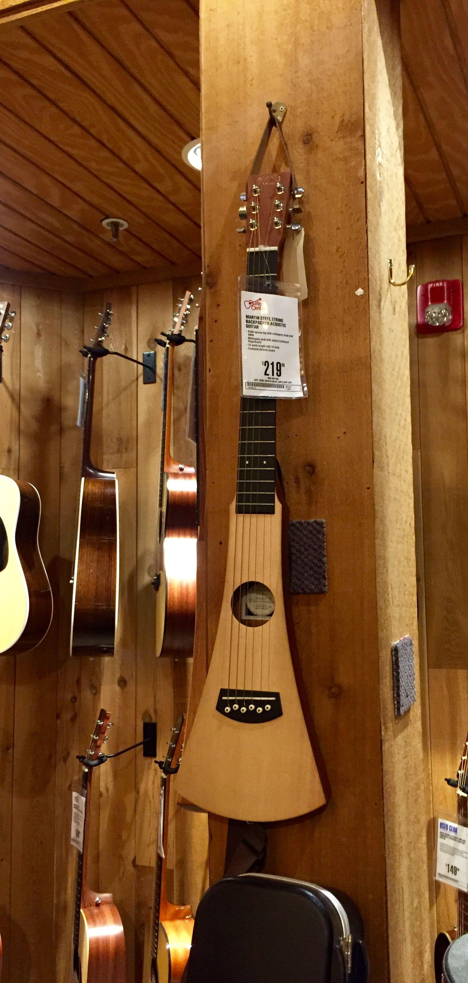 'Backpack' Acoustic Guitar
