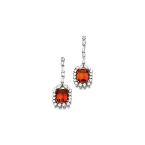 earrings ||| sotheby's ge1712lot9fzpmen