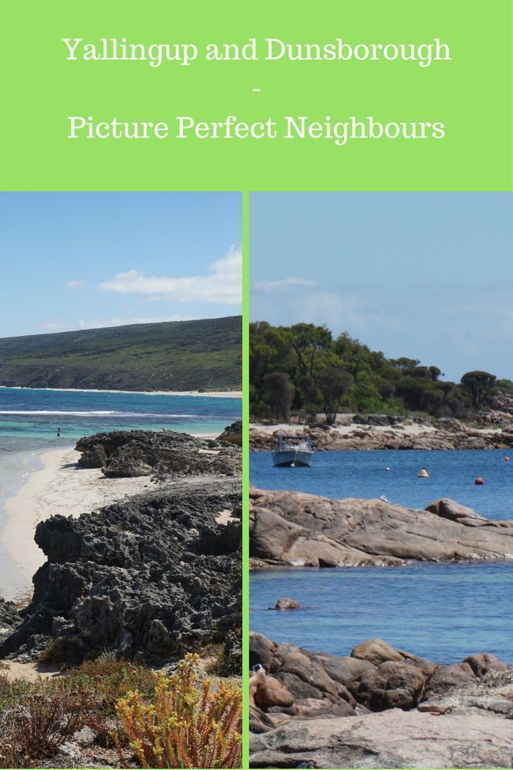 Be inspired by 2 towns in the Southwest of Western Australia.