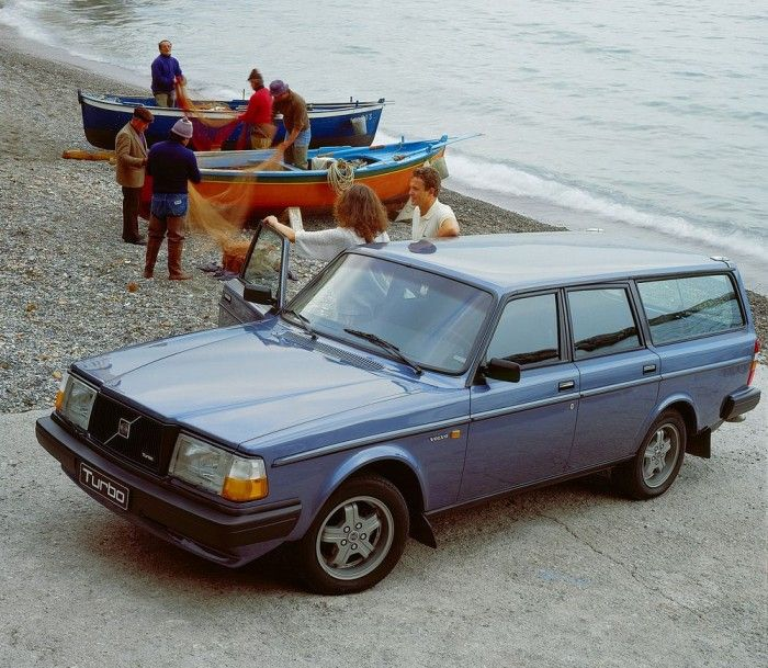 Volvo 240 Glt Engine: Volvo's Evergreen 240: Commemorating 20 Years Since