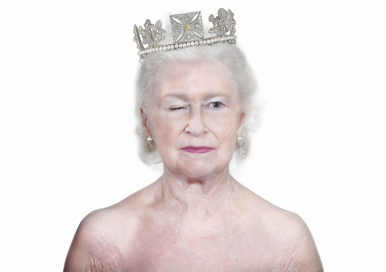 Nude queen elizabeth