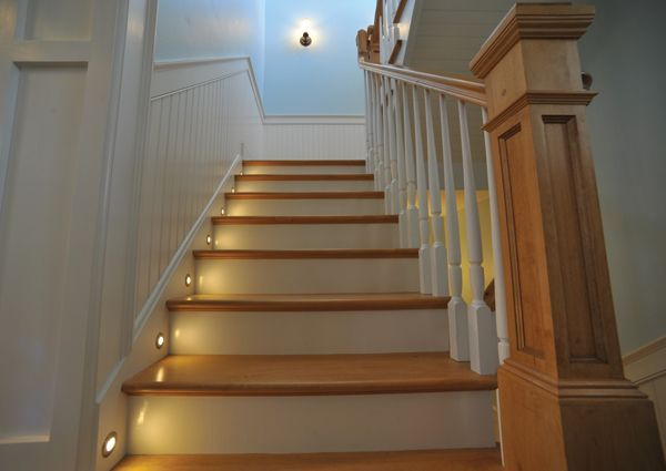 Canned Ceiling Lights Basement Stairs: 17 Best Light Stairs Ideas You Can Start Using Today