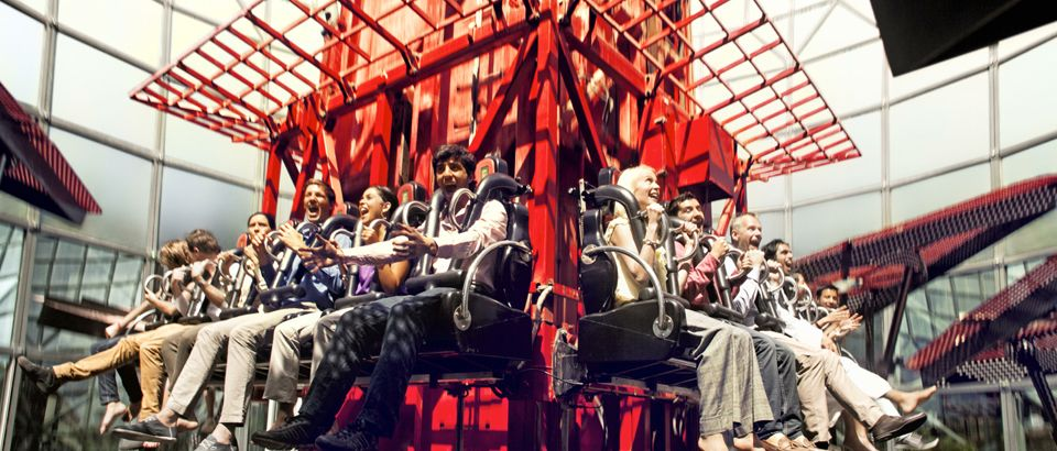 Rides Shows With Images Ferrari World Ferrari World Abu