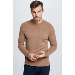 Photo of Sweater Elmhurst – S.C. Collection, beige mottled Strellson