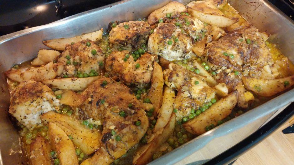Chicken vesuvio recipes pinterest chicken vesuvio grilling food chicken vesuvio forumfinder Choice Image