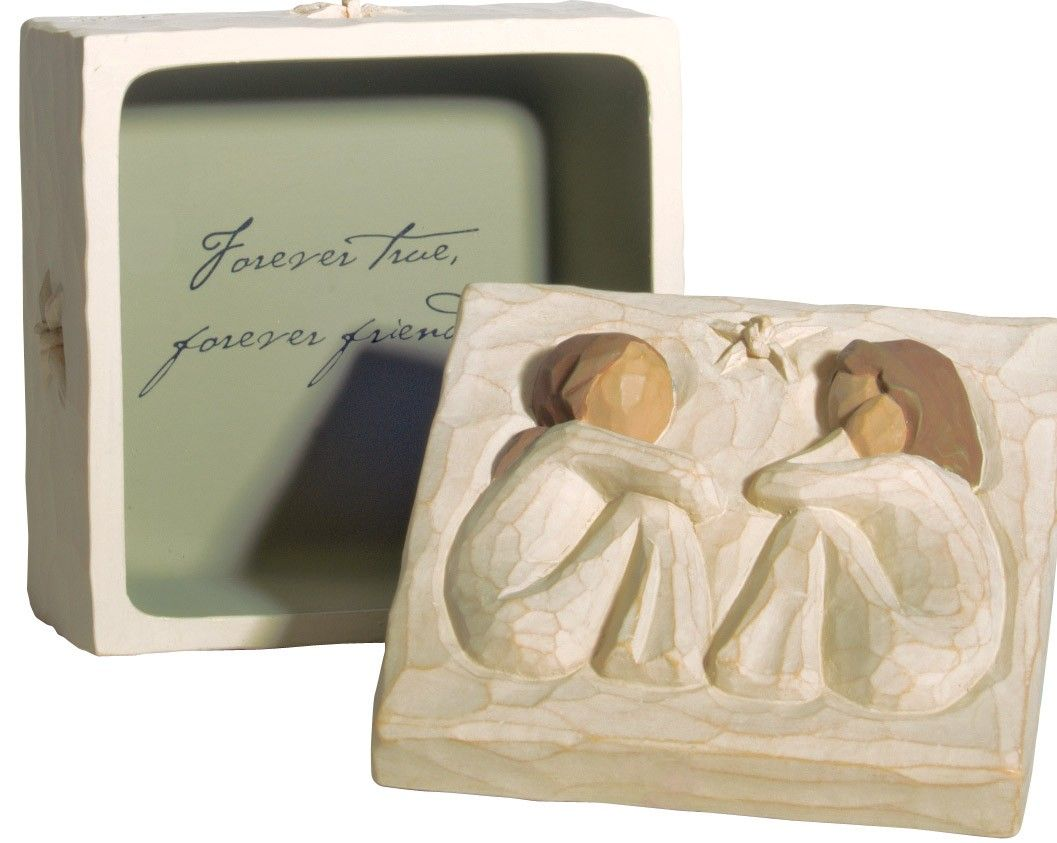 Willow Tree Friendship Keepsake Box Holiday Gifts Pinterest
