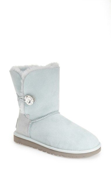 be6429bbb27 Free shipping and returns on UGG® Australia 'Bailey Button Bling ...
