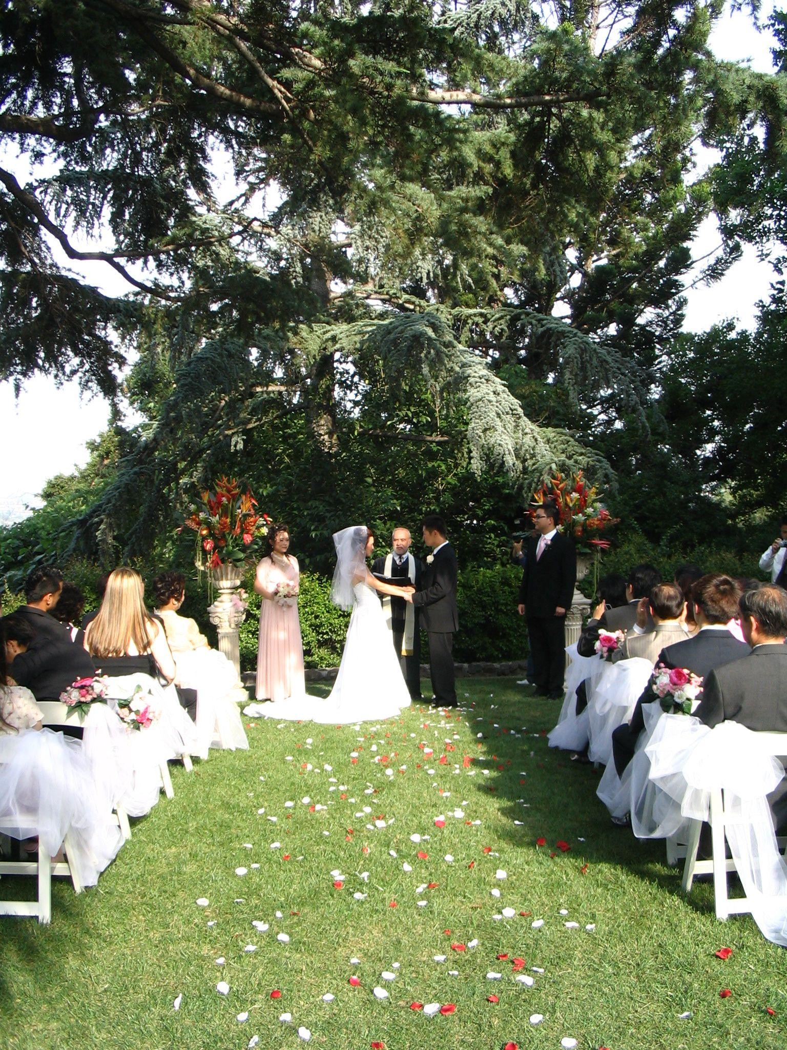 Perfect Wedding Venue: Stunning Garden Setting in Pomona ...