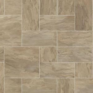 Kitchen Flooring Slate Taupe 10 Mm Thick X 15 1 2 In Wide X 46 2 5 In Length Click Lock Laminate Flooring 20 Laminate Flooring Flooring House On The Rock