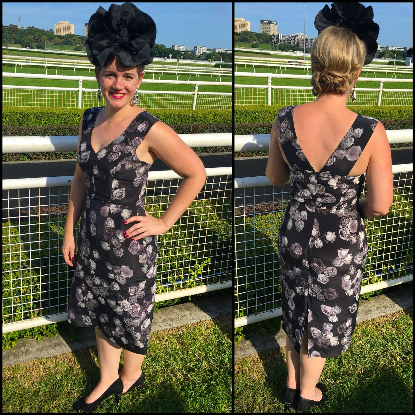 McCall 7282 - for race day! | Sewing Projects | Pinterest