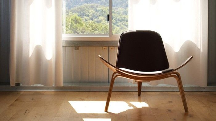 CH07 Shell Mid Century Modern Flexible Chairs | Design