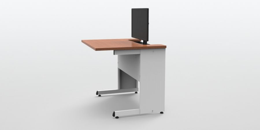 Single User Recessed Desk || ISE