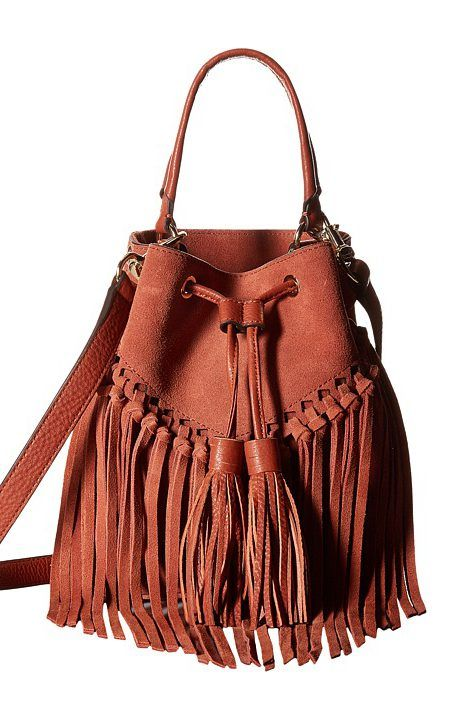 Rebecca Minkoff Rapture Bucket Bag (Brick) Handbags - Rebecca Minkoff, Rapture Bucket Bag, HSP7IRHU19-214, Bags and Luggage Handbag General, Handbag, Handbag, Bags and Luggage, Gift - Outfit Ideas And Street Style 2017