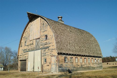 Best Arched Roof Barn American Barn Old Barns Barn 640 x 480