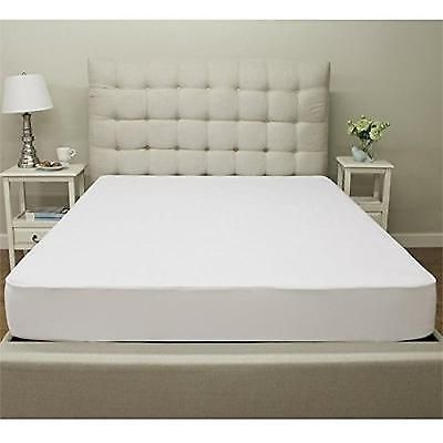 Waterproof Mattress Protector King Size Bed Pad Bedding Cover