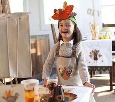 Pottery Barn Kids Kids Turkey Headpiece Thanksgiving