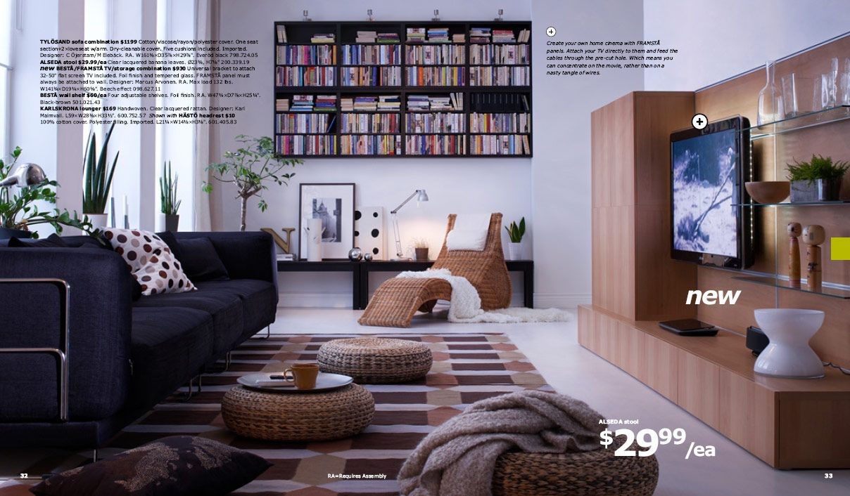 Living Room Decoration Ikea is a Popular Studio in the interior design and  furniture industry  IKEA has put their new 2010 catalog online. ikea living rooms   Google Search   Home   Pinterest   Living room