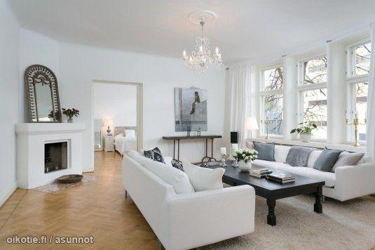 Myytävät asunnot, Vuorimiehenkatu 19 Ullanlinna Helsinki | Oikotie