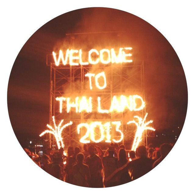 Fullmoon Party, Koh Panghan, Thailand.  Voor herhaling vatbaaaar!
