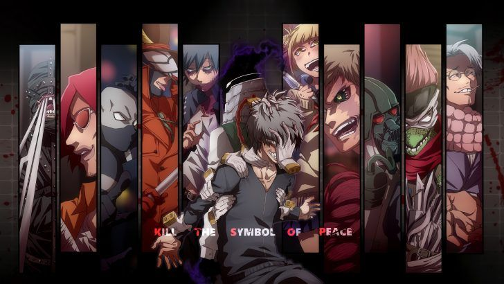 My Hero Academia Villains Wallpaper