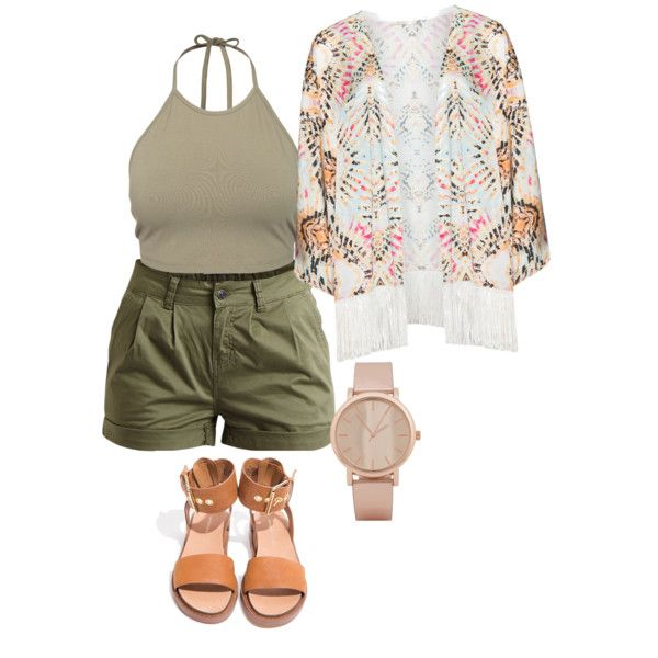 fun in the sun ? by khyloveless on Polyvore featuring polyvore fashion style NLY Trend Object Collectors Item ALDO