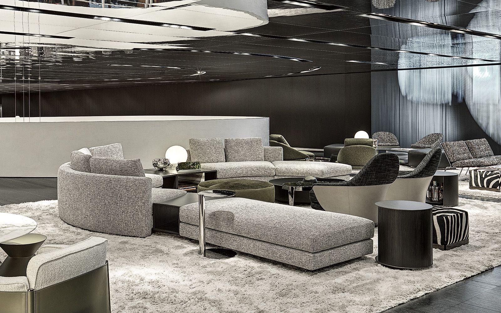 minotti showroom in miami design district miami design district rh pinterest com