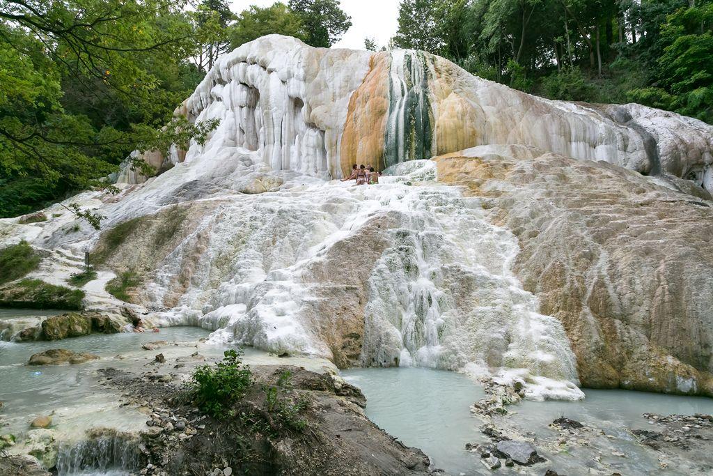 Bagni San Filippo Piccolo centro benessere, Piscina