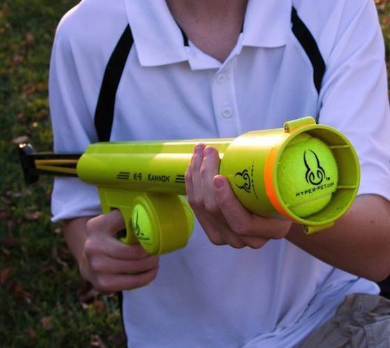 K9 Kannon Ball Launcher By Hyper Pet Hyper Pet Ball Launcher Tennis Ball Launcher
