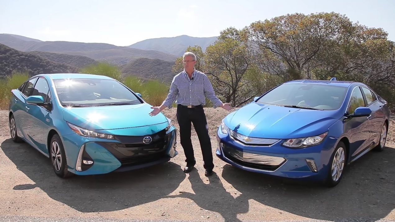 Plug In Electric Car Sales For June Volt Passes Prius Prime Bolt