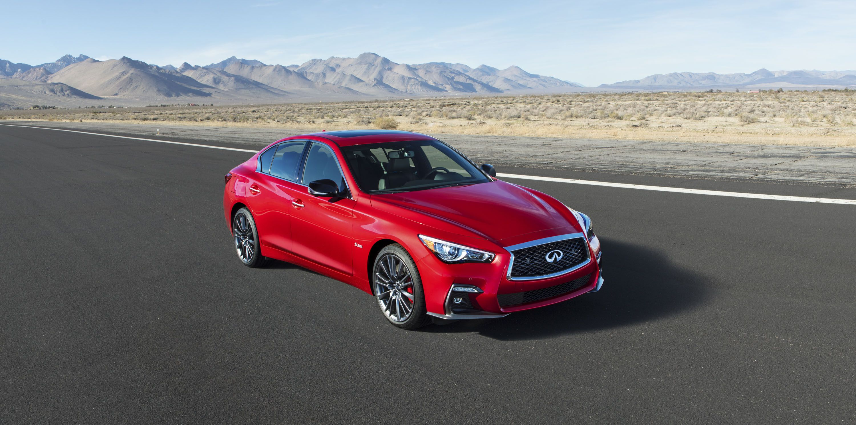 Infiniti Q50 Q60 And Q70 To Ditch Rwd Platform For Hybrid Awd Architecture Starting In 2021 Top Speed Infiniti Q50 Red Sport Infiniti Q50 Q50 Red Sport
